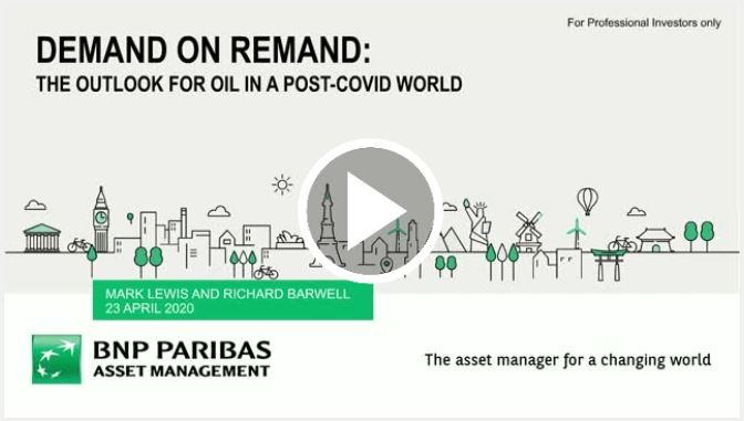 Webcast – Oil: Demand on Remand