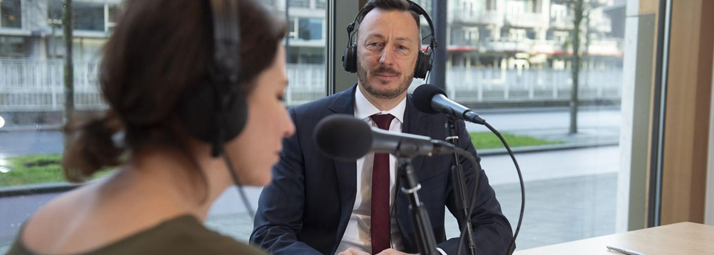 Robeco Erster Podcast Sustainable Investing